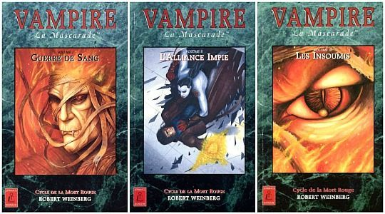 vampire cycle de la mort rouge