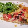 tarte tomates basilic .