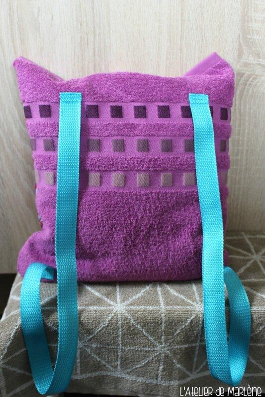 sac-serviette LOUANN 2
