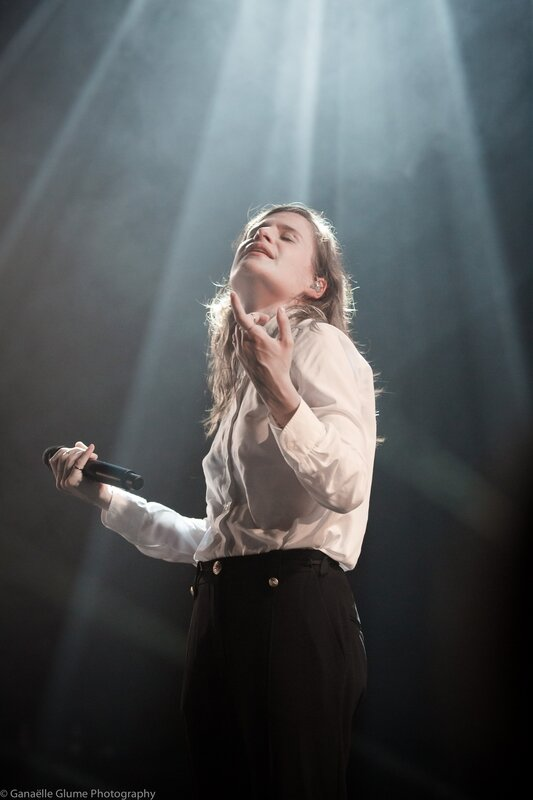 Christine and the queens concert oct14-2407