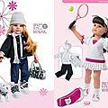 sarah joue au tennis 2009