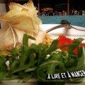 Les recettes de notre soirée en namoureux: ballottines de crevettes aux épices