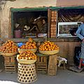 Tana 2012-mandarines