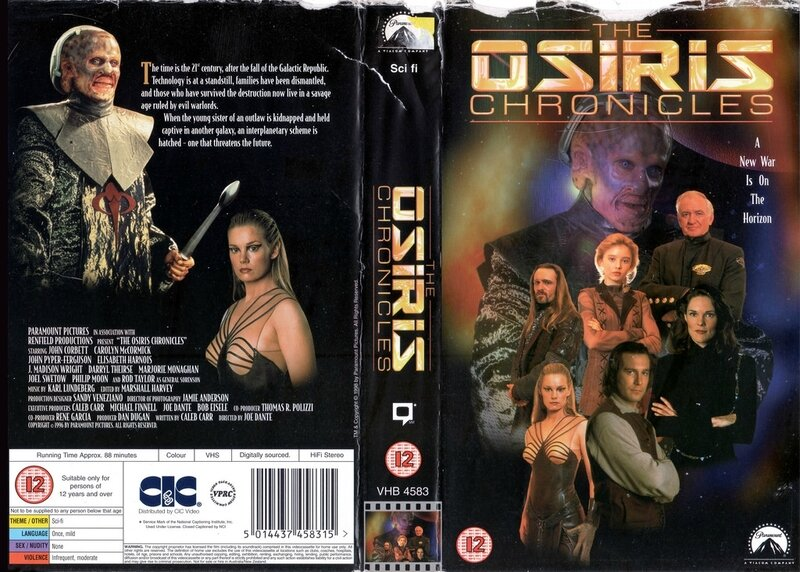 The osiris chronicles