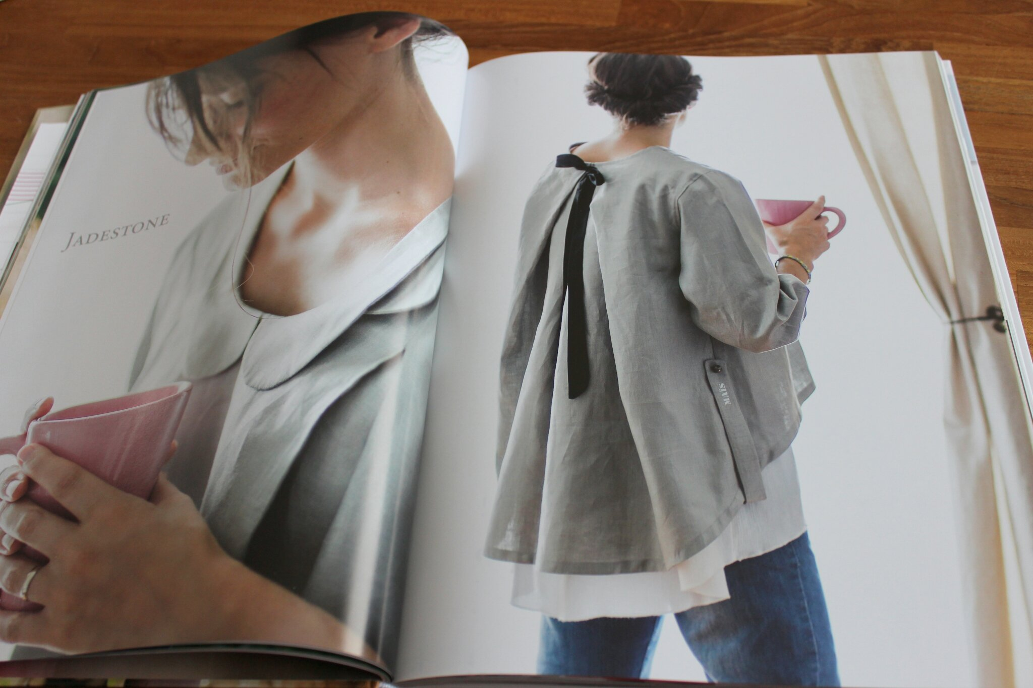 apprendre couture homme