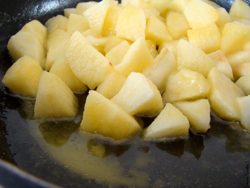pommes beurre