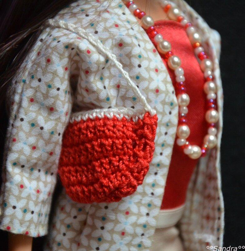 Barbie tailleur jupe 2