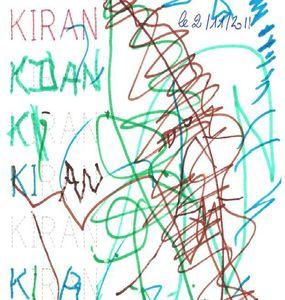 kiran écriture