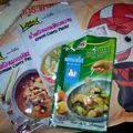 Quand la thaïlande arrive chez moi - soupe de nouilles de riz à la seiche séchée -