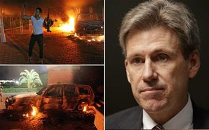 Benghazi assault and Ambassador Christopher Stevens