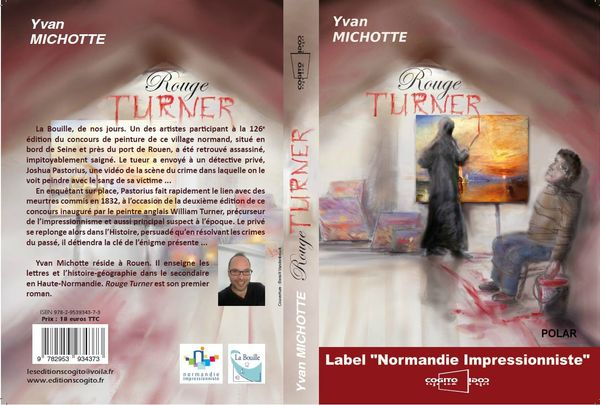 Rouge Turner Couverture