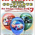 Rallye du Coeur 2016