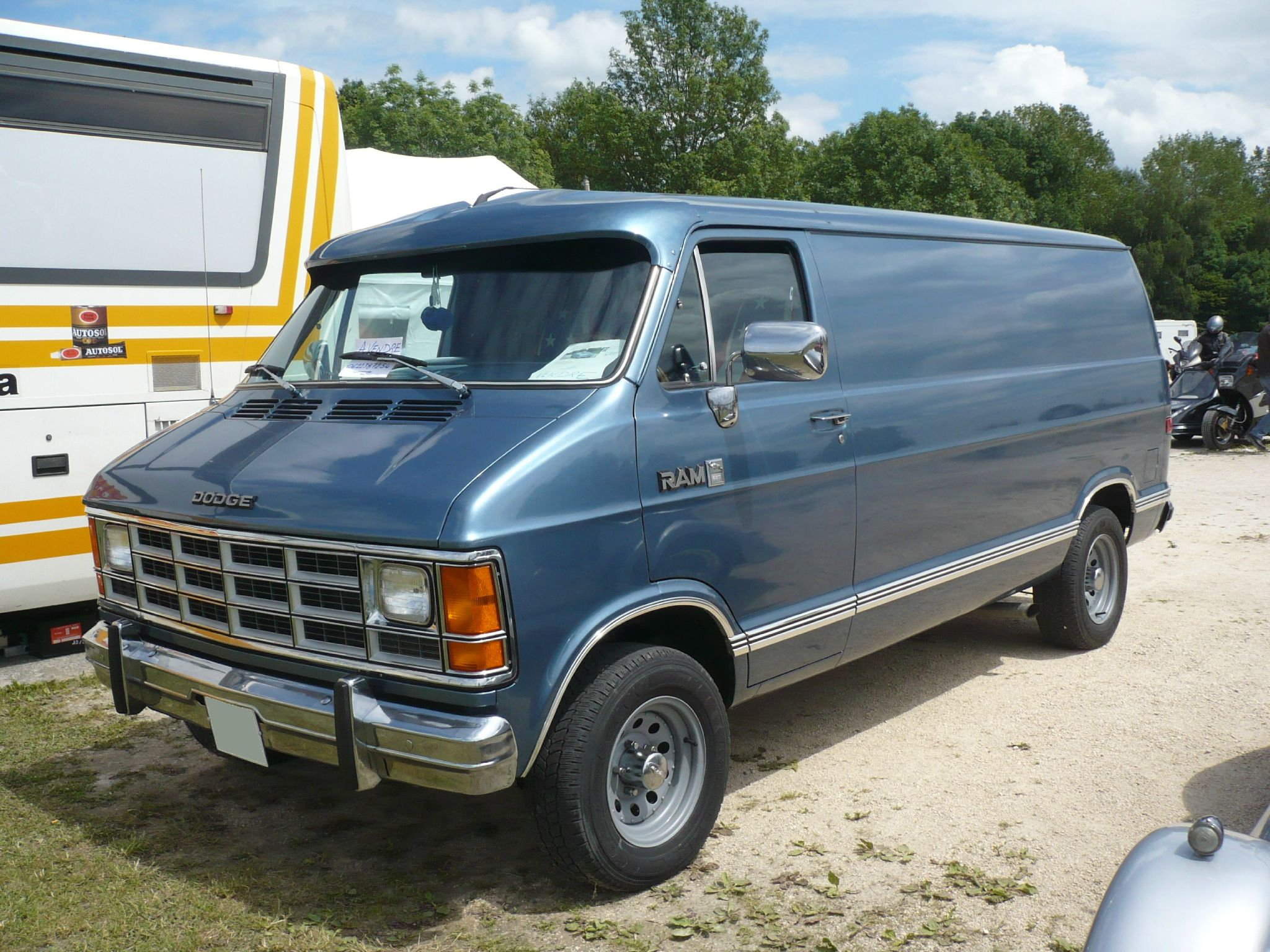78004895_o 1987 dodge ram 250 van car autos gallery 93 Dodge B250 Ram at n-0.co