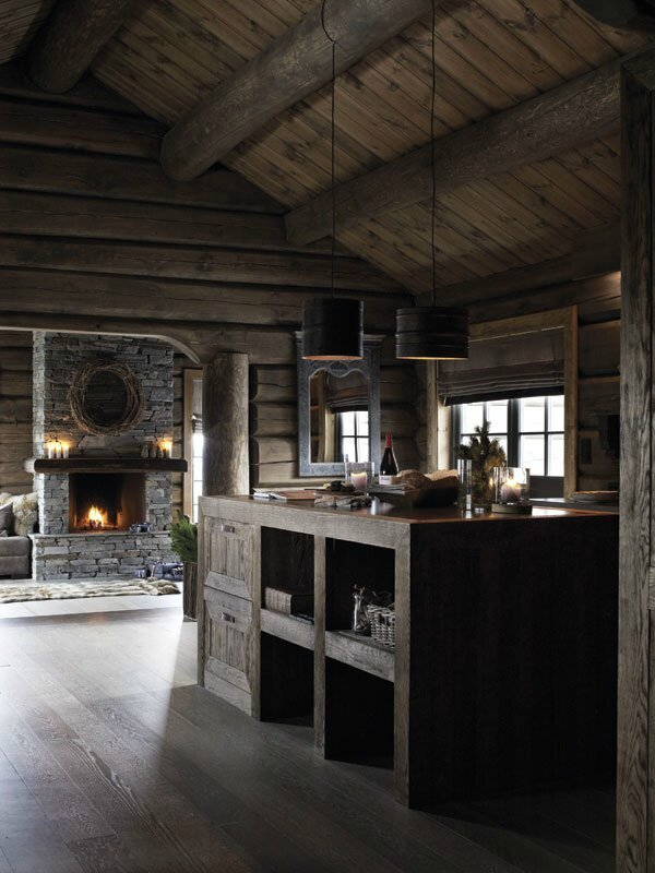 CHALET IN NORWAY (1)