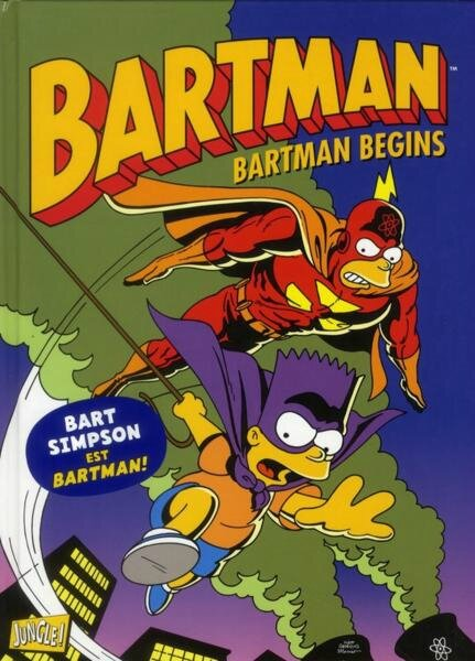 jungle bartman 1 bartman begins
