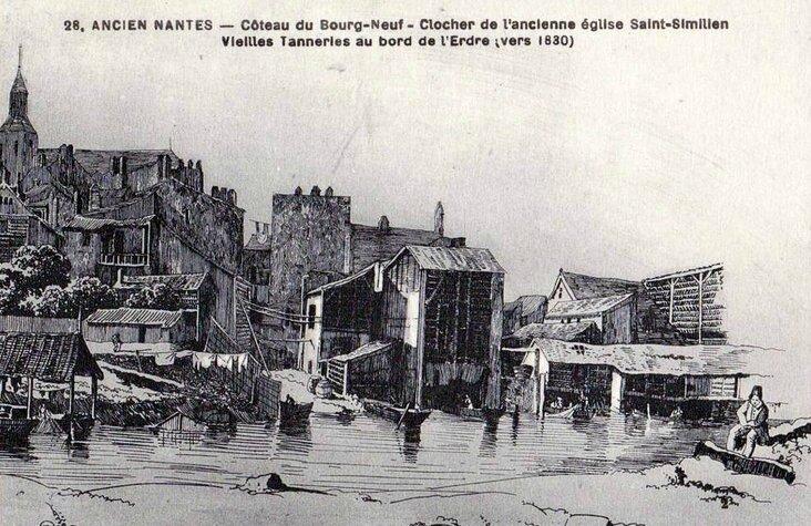 Ancien Nantes - Côteau du Bourg-Neuf