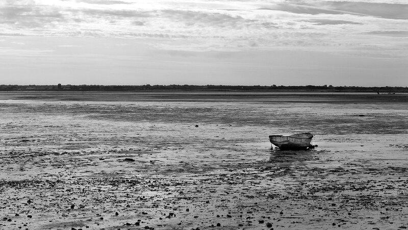 29-Sur la plage Abandonnée