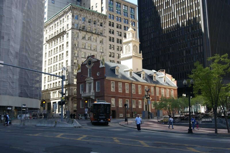 The Freedom trail tour (10)