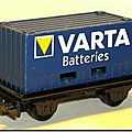 MT 25 01 Wagon plat container 05