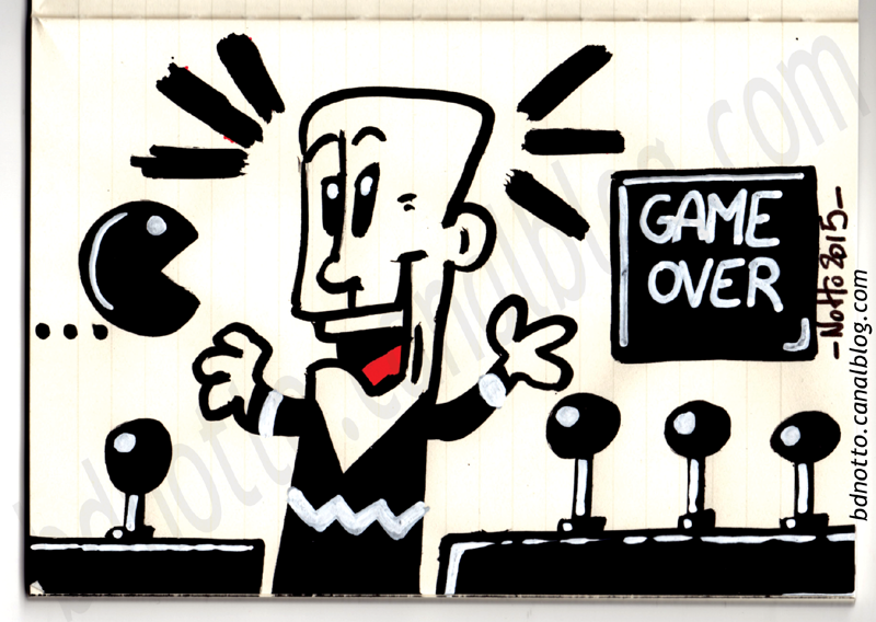 04 - 2015 - Game Over TAG