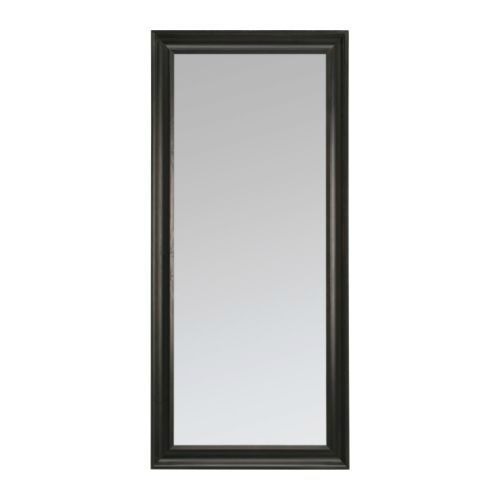 grand miroir en pied noir 45 je vends tout enfin presque. Black Bedroom Furniture Sets. Home Design Ideas