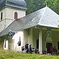 Marie heurtin film de jean pierre améris, le tournage à la chapelle de mazières