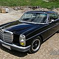 Mercedes benz 280 ce w114 1972-1973