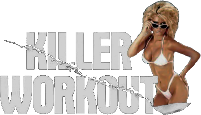 Aerobic Killer (Killer Workout) jaquette VHS
