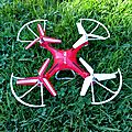Ciel un drone