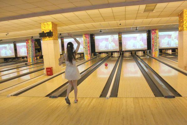 Moi au Orden Bowling Centre (7)