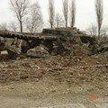 Un Bunker détruit par les SS...