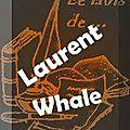 Le mois de... laurent whale (3)