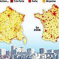 environnement etalement urbain