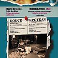La douce dostoievski / zertsala théâtre