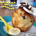 Muffin monday#13 : banana split muffins, moi gourmande ?