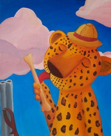 tableau_leopard