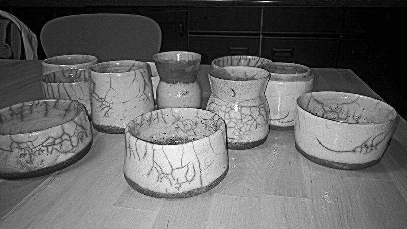 ceramiques de Céline