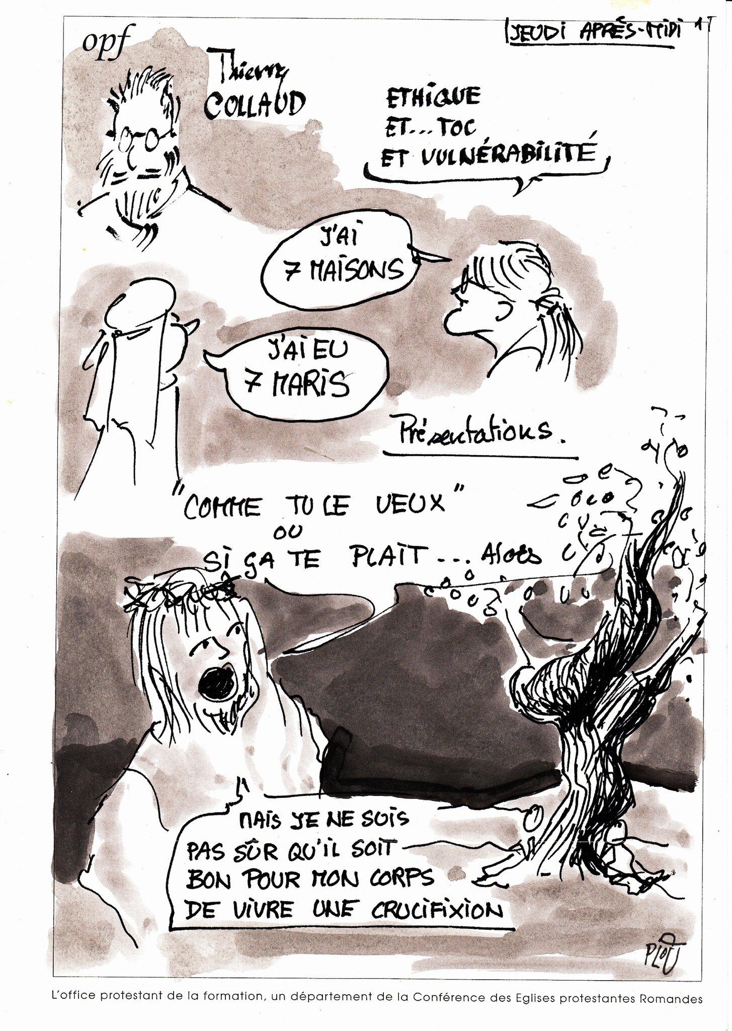 01 Vulnérabilité avec Thierry Collaud