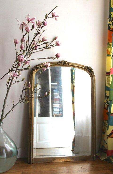 miroir-louis-philippe-rose