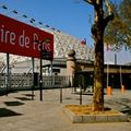 Parc des Expositions, Porte de Versailles.