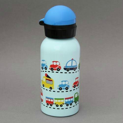 Gourde enfant Trafic sans BPA Bobble Art
