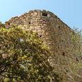 La maison en tour fortifiée, très haute et profonde ...