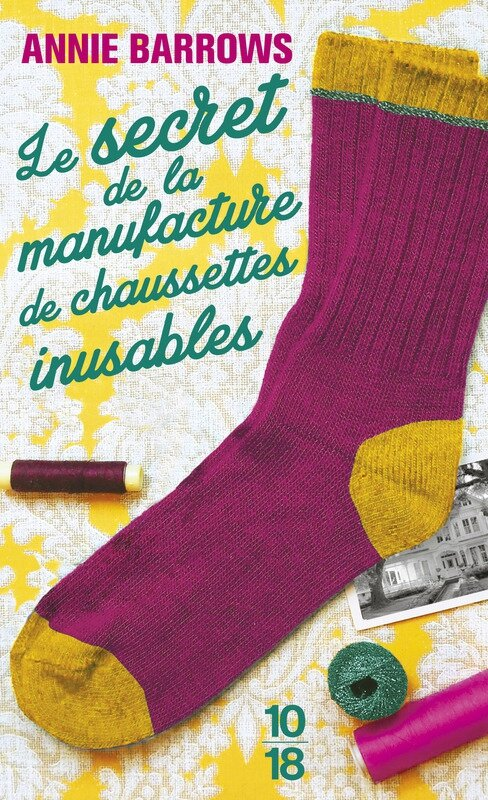 LE SECRET DE LA MANUFACTURE DE CHAUSSETTES INUSABLE