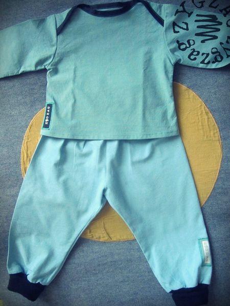 donald et pantalon élastiqué