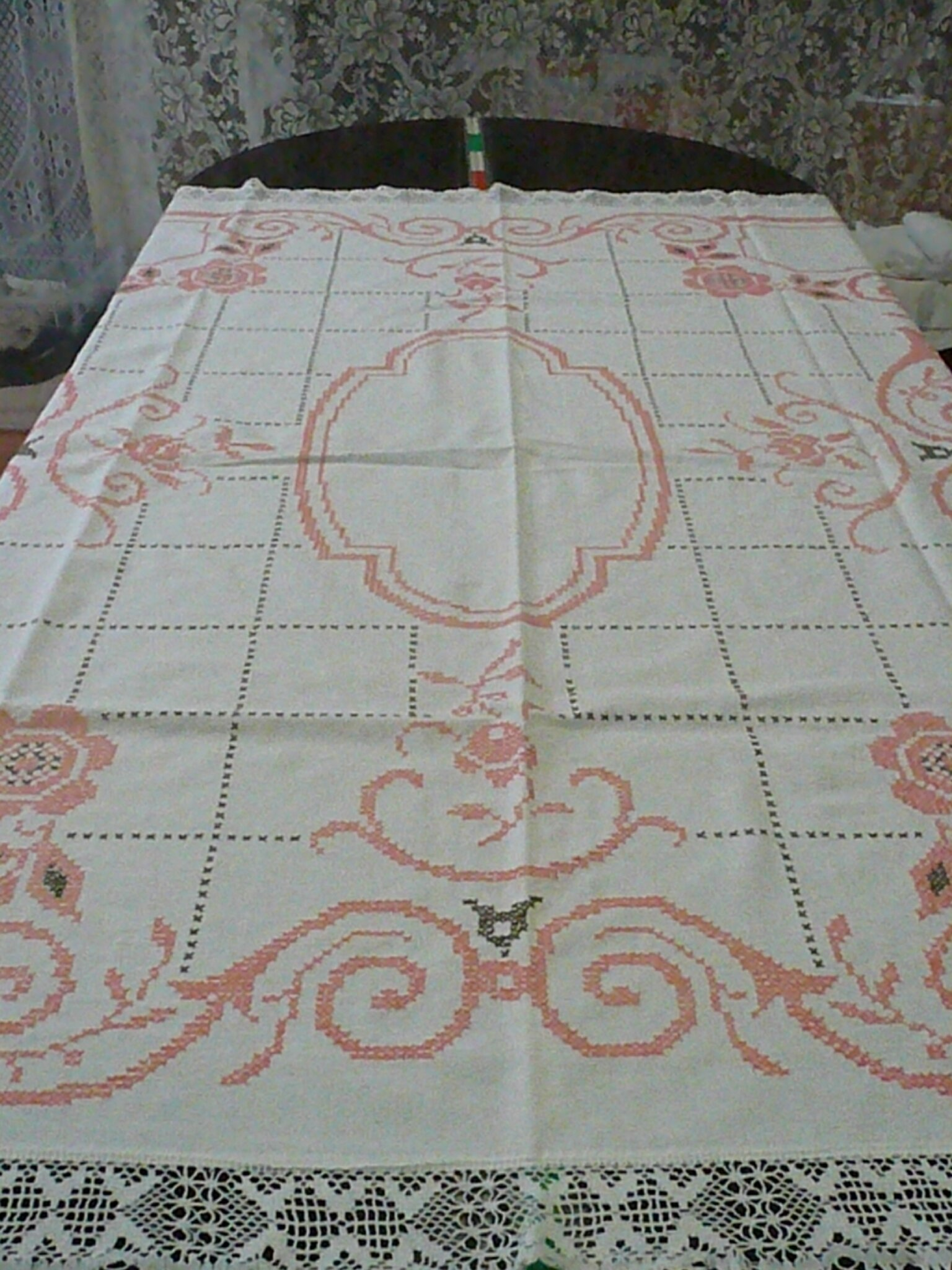 NaPpe ARaBeSqUe - point de croix