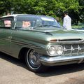 Chevrolet impala sport hardtop sedan de 1959 01