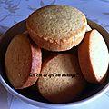 Palets breton au beurre demi-sel
