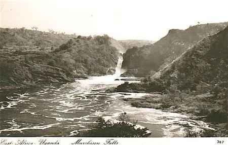 Ouganda Falls