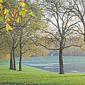 Automne à Versailles