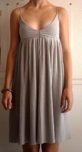 ma nouvelle robe